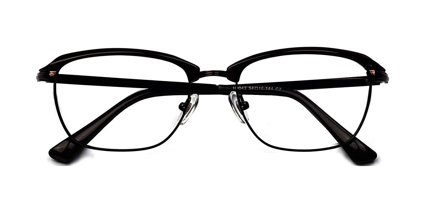 H0043 - Coffee Eyeglasses