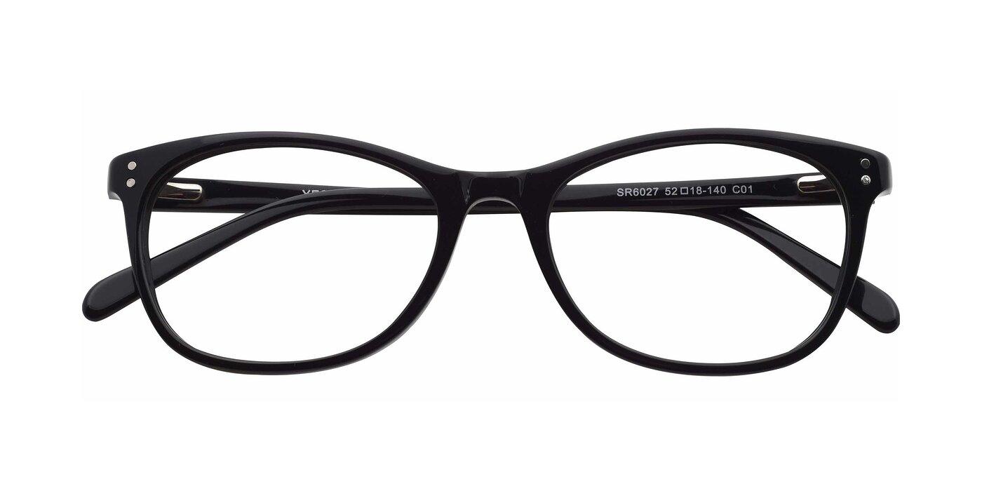 SR6027 - Black Eyeglasses