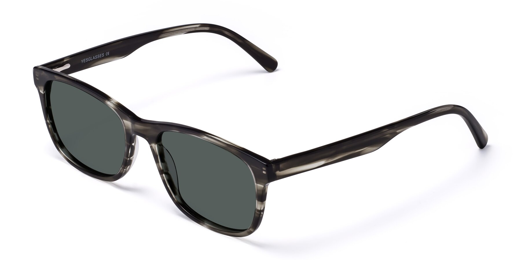 Angle of SR6035 in Gray-Tortoise with Gray Polarized Lenses