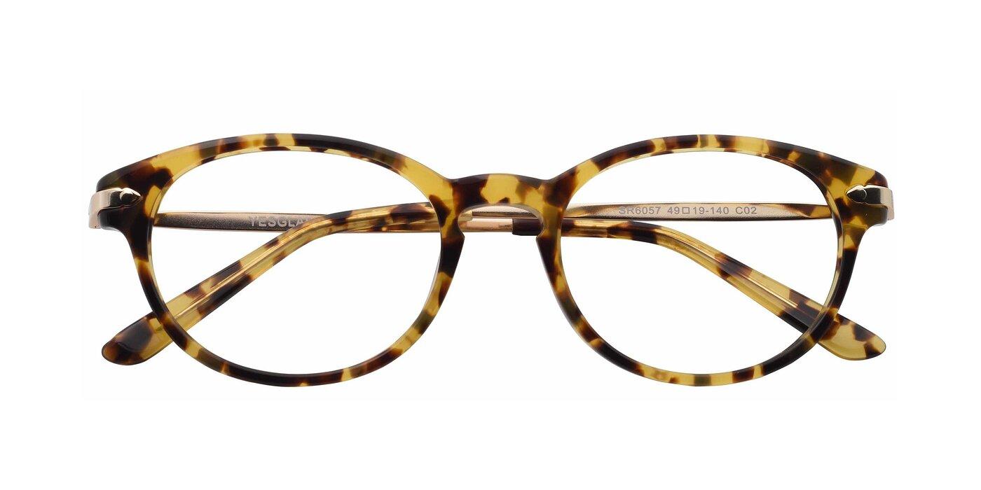 SR6057 - Tortoise Eyeglasses