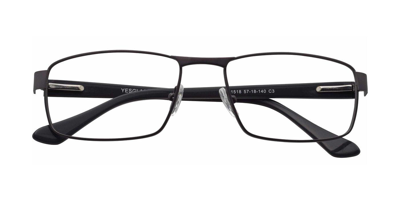 SR1518 - Matte Gun Eyeglasses