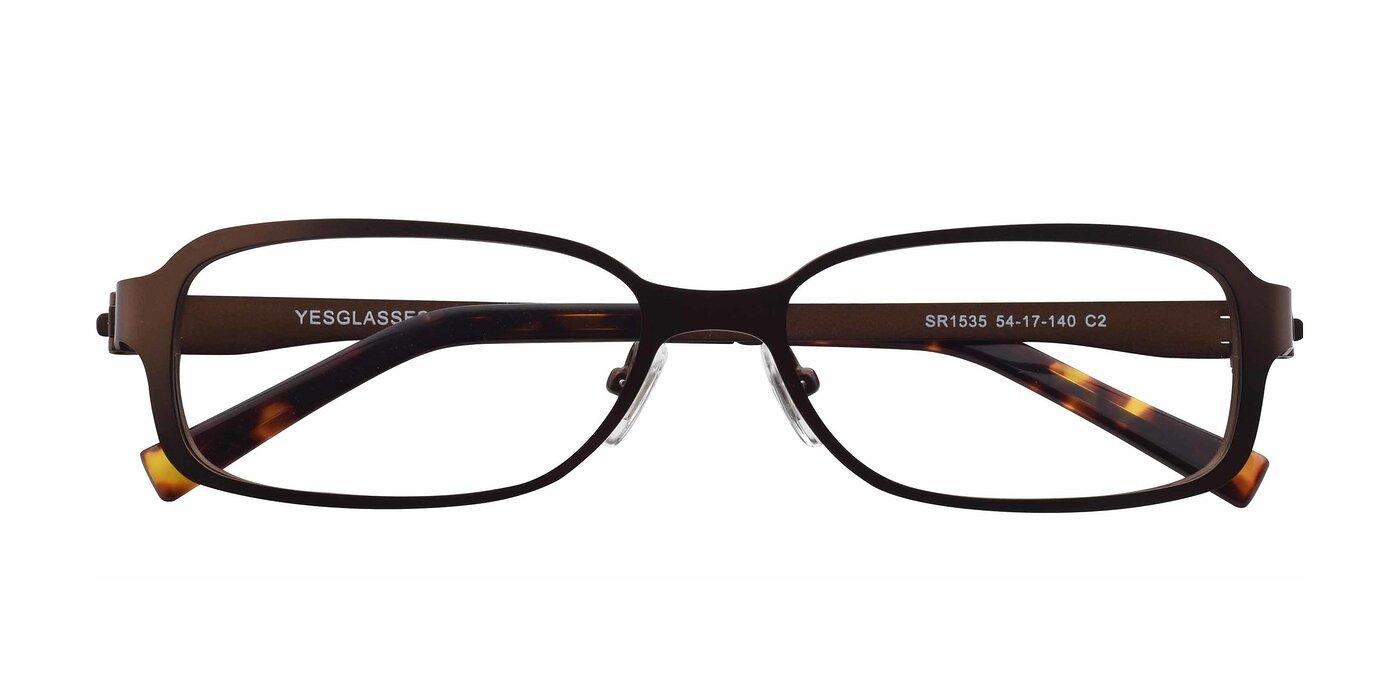 SR1535 - Bronze Eyeglasses
