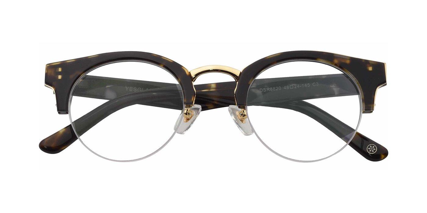 DSR8820 - Grey Tortoise Eyeglasses