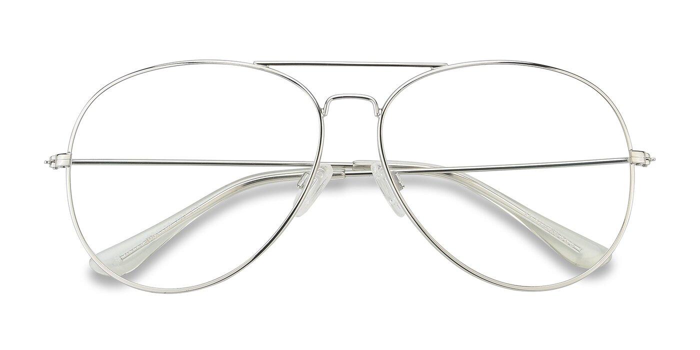 SSR179 - Silver Eyeglasses