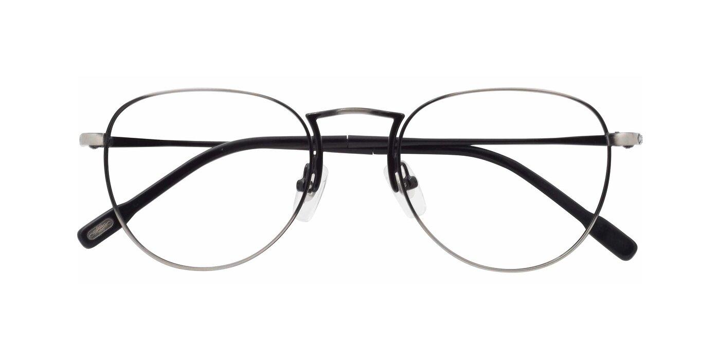 DSR6061 - Antique Silver Eyeglasses