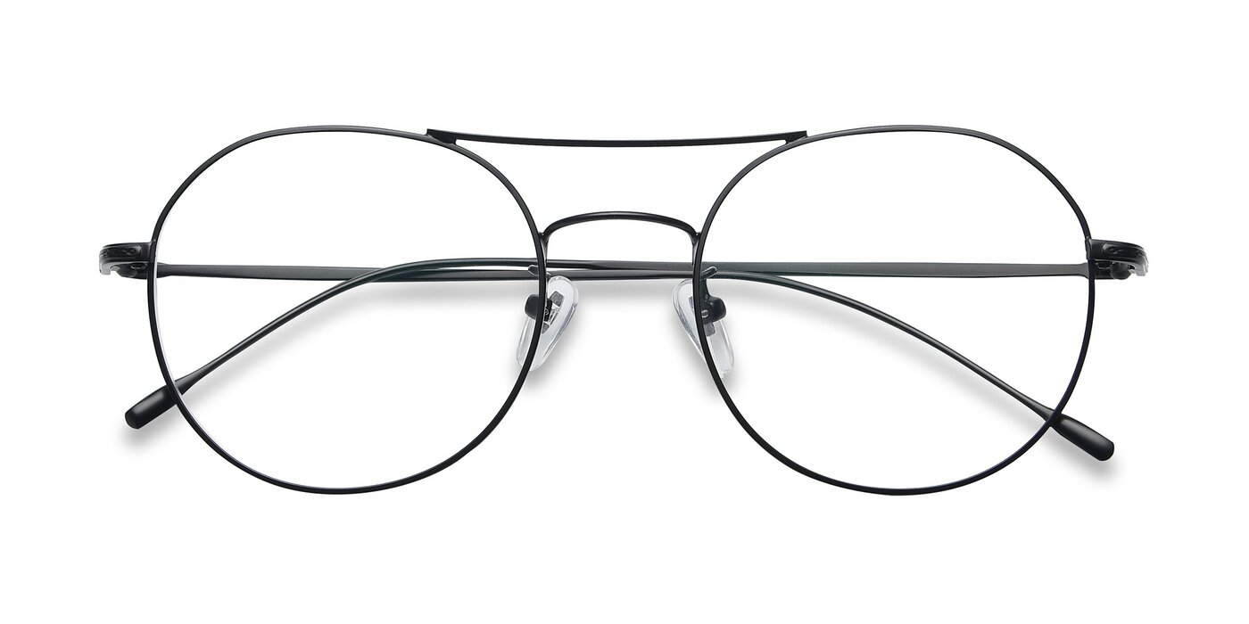 DSR106 - Black Eyeglasses