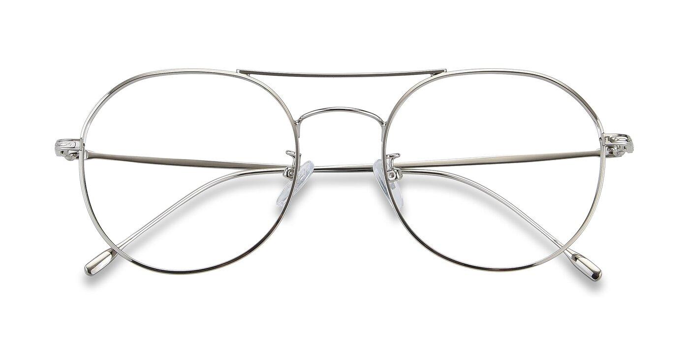 DSR106 - Silver Eyeglasses