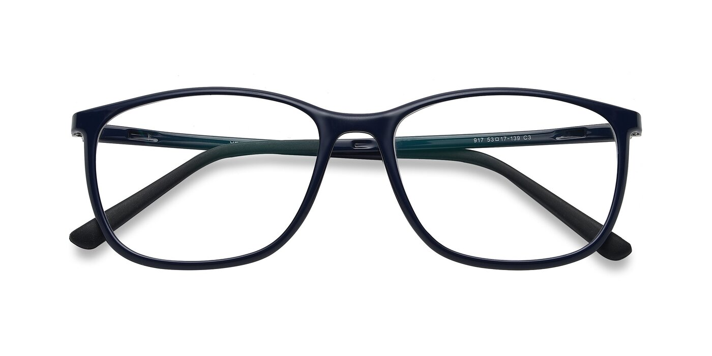 917 - Blue Eyeglasses