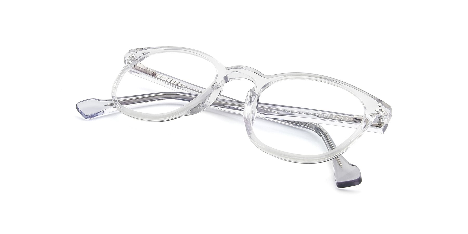 View of 17293 in Clear with Clear Eyeglass Lenses