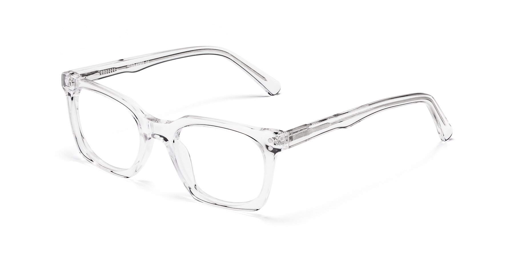 Angle of 17355 in Clear with Clear Eyeglass Lenses