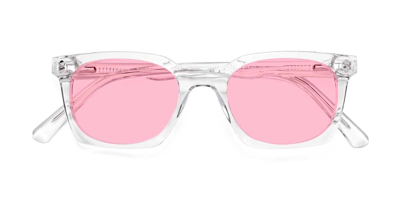 Medhi - Clear Tinted Sunglasses