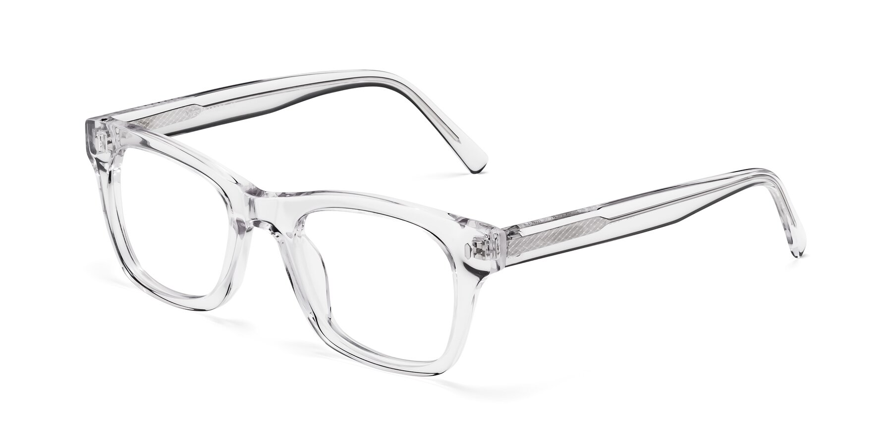 Angle of 17329 in Clear with Clear Eyeglass Lenses