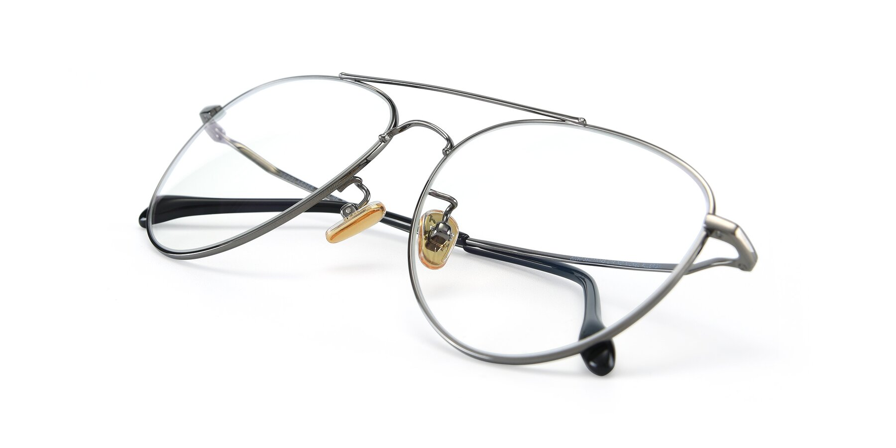 View of 80060 in Gun with Clear Eyeglass Lenses