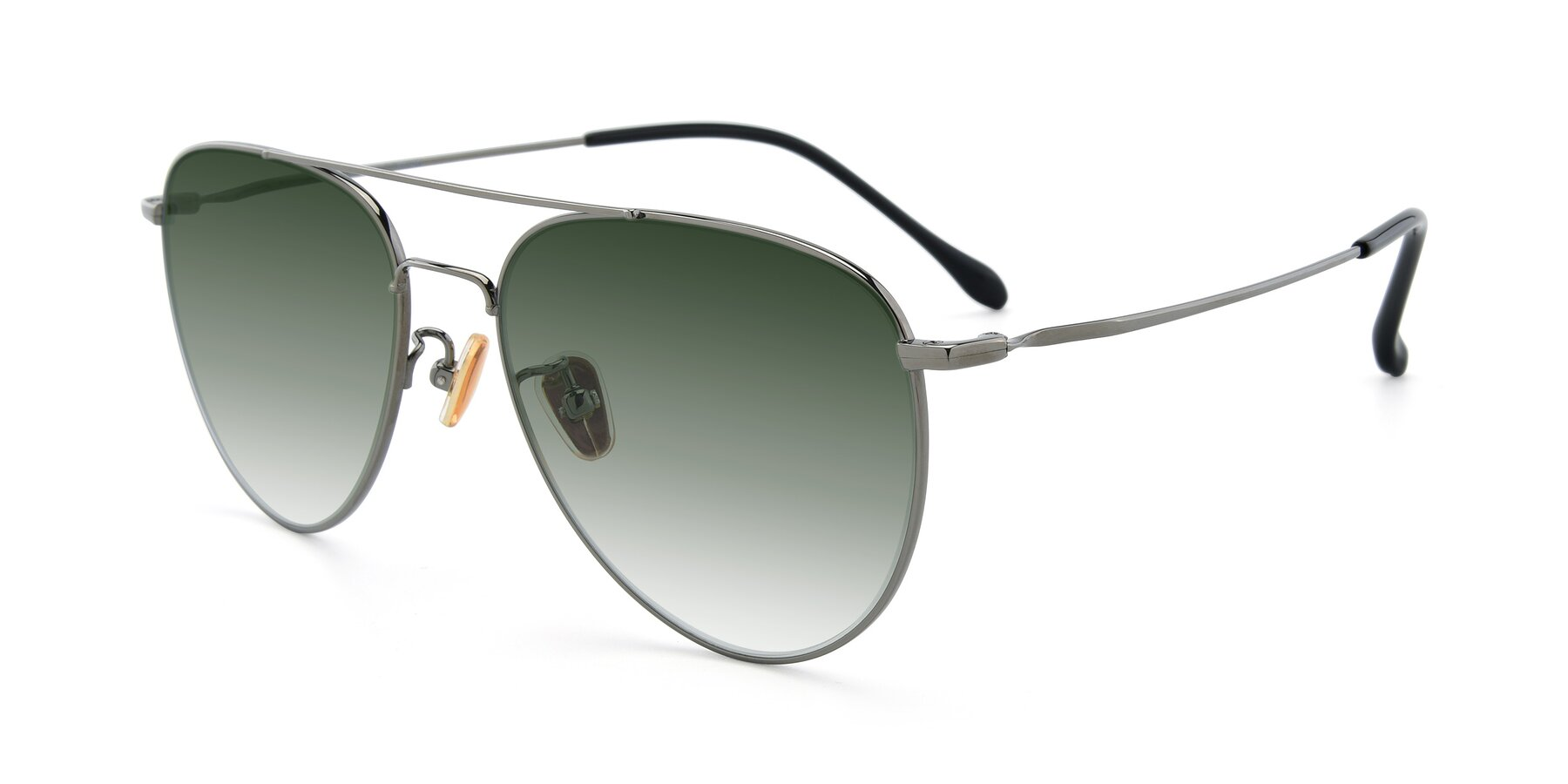 Angle of 80060 in Gun with Green Gradient Lenses