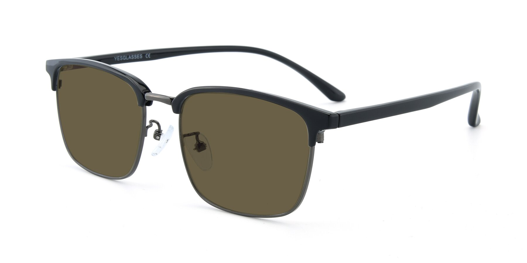 Angle of 00340 in Black-Gun with Brown Polarized Lenses