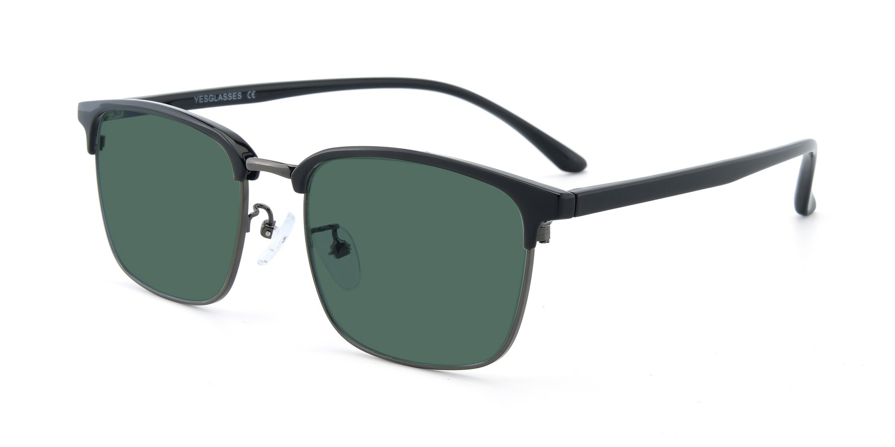 Angle of 00340 in Black-Gun with Green Polarized Lenses