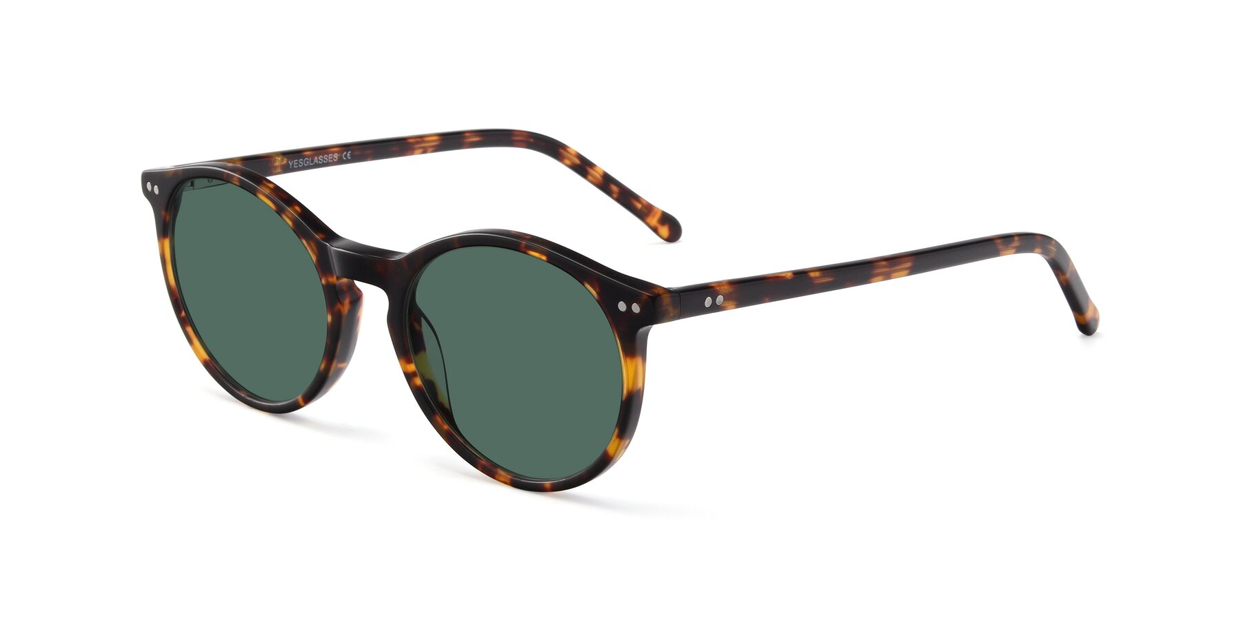 Angle of JS9026A in Tortoise with Green Polarized Lenses