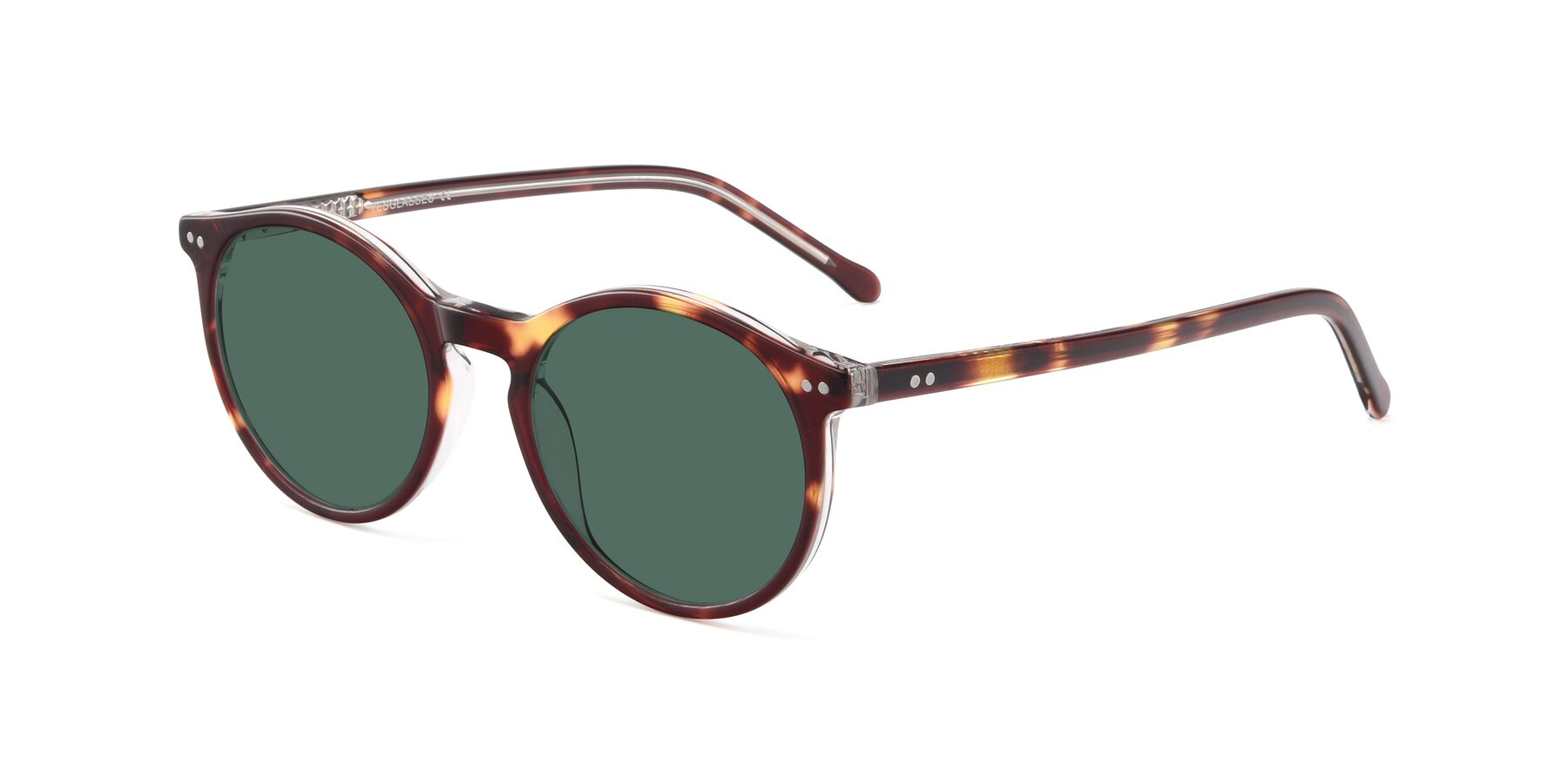 Angle of JS9026A in Tortoise-Clear with Green Polarized Lenses
