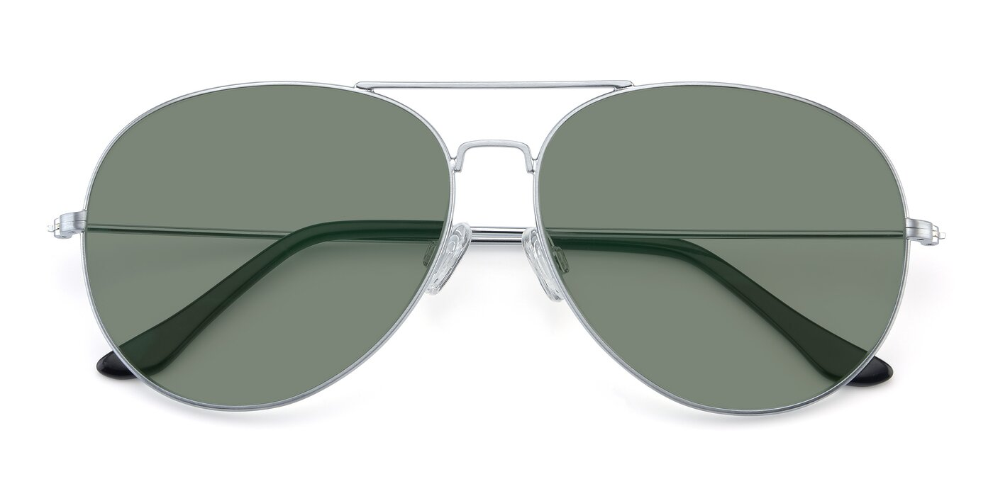 Paradise - Silver Tinted Sunglasses