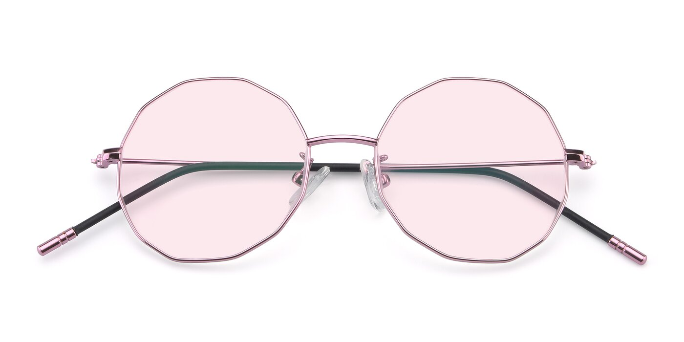 Dreamer - Pink Tinted Sunglasses