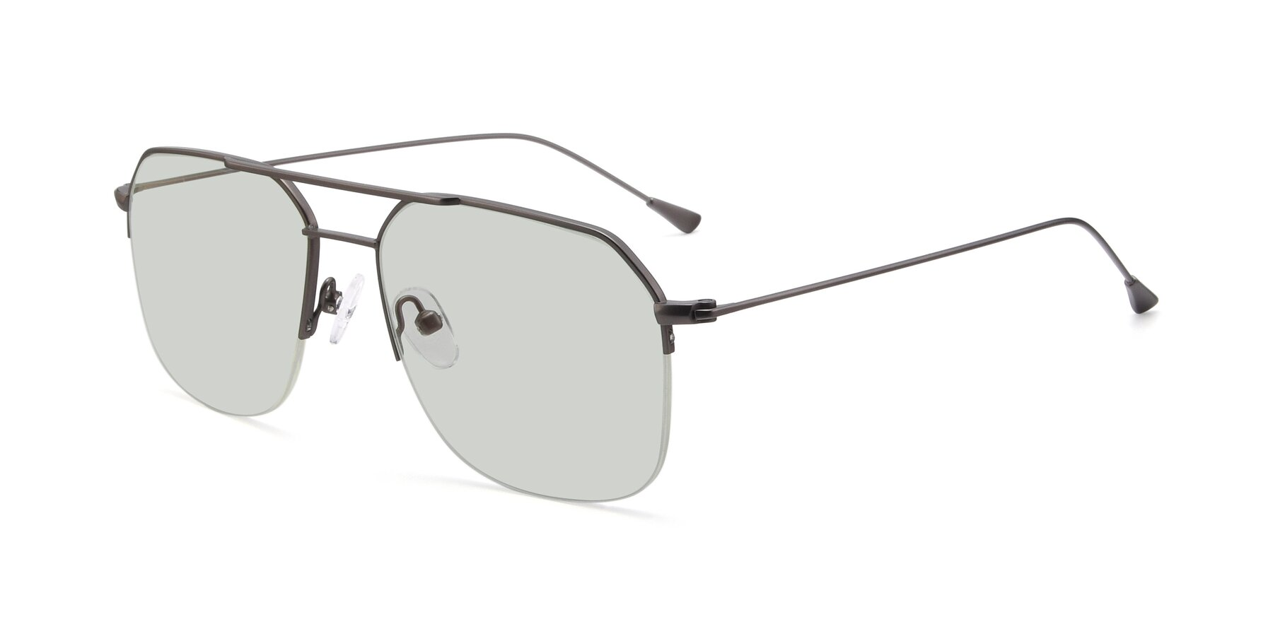 Angle of 9434 in Gun with Light Green Tinted Lenses
