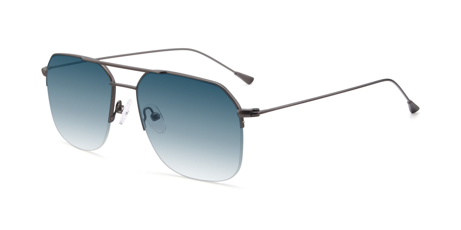 Angle of 9434 in Gun with Blue Gradient Lenses