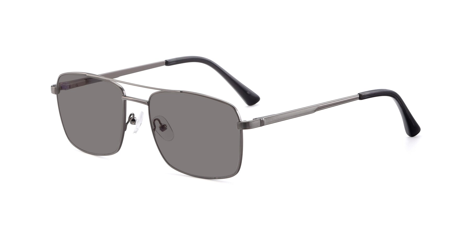 Angle of 9469 in Gun with Medium Gray Tinted Lenses