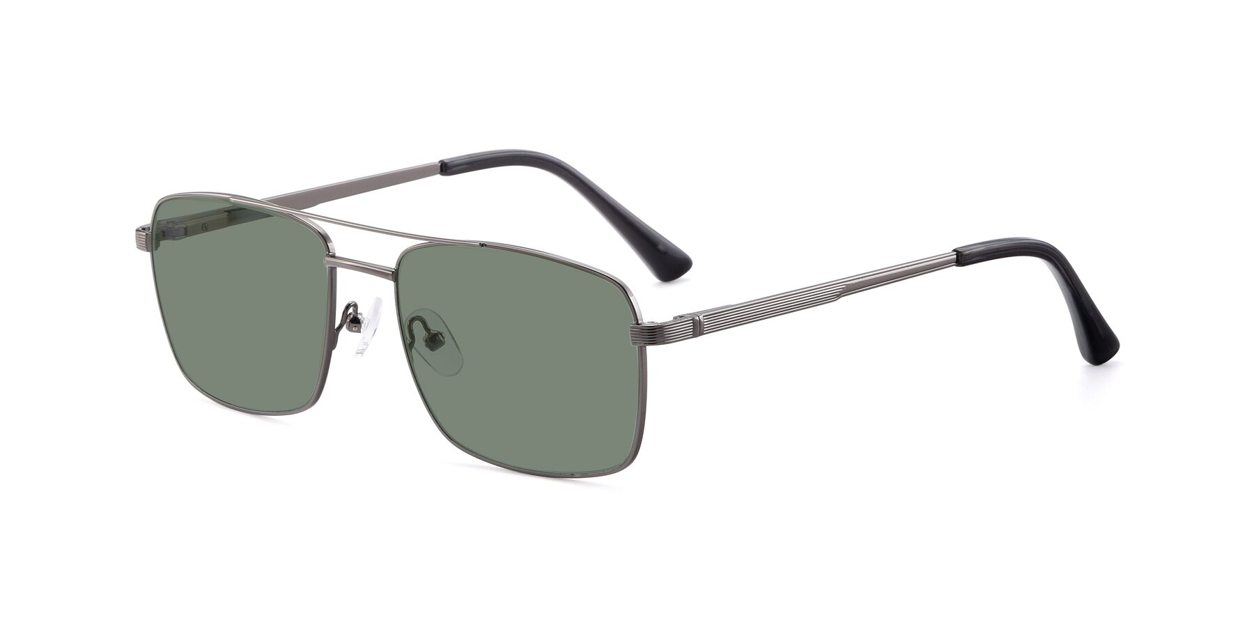 Angle of 9469 in Gun with Medium Green Tinted Lenses