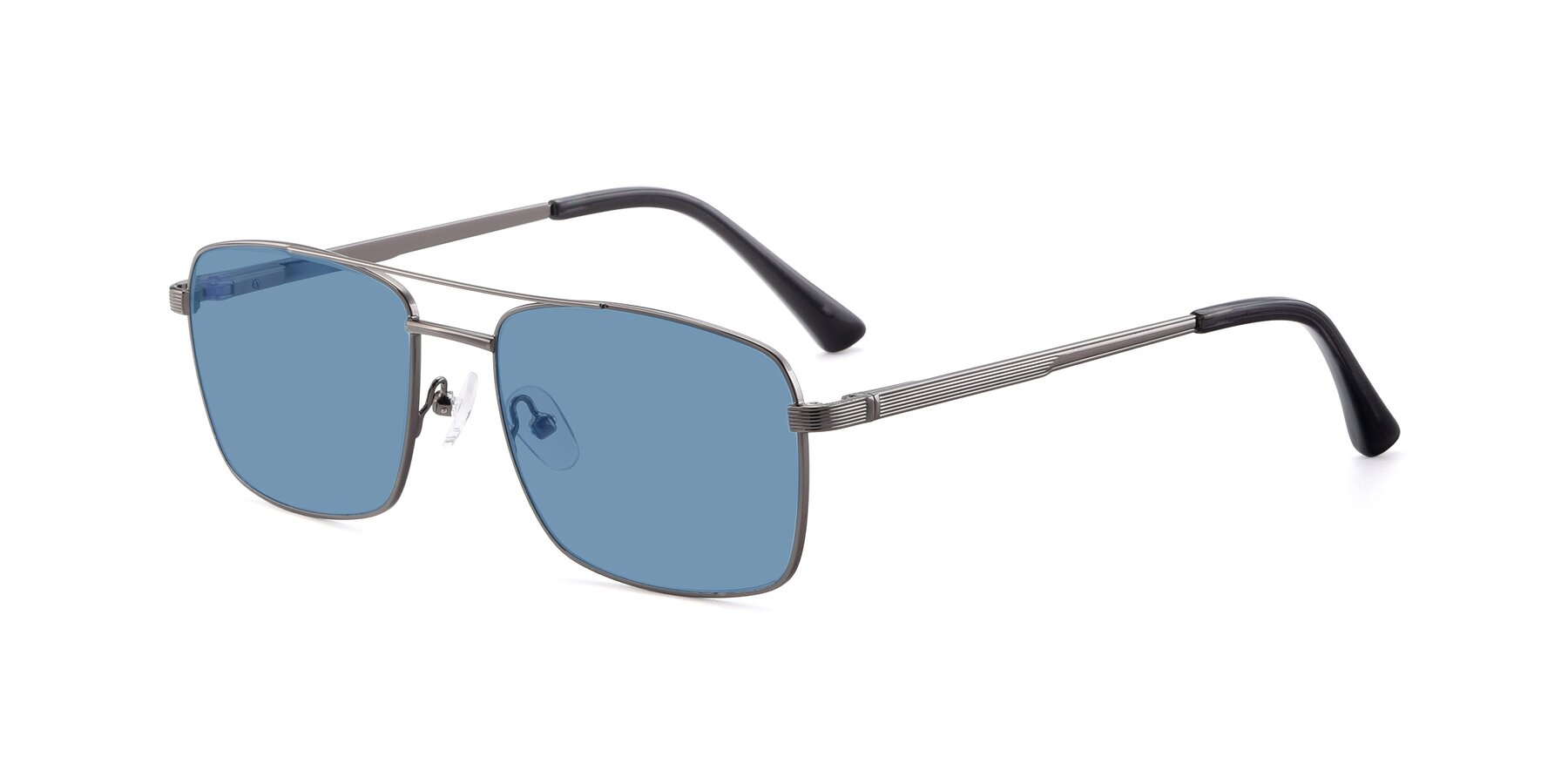 Angle of 9469 in Gun with Medium Blue Tinted Lenses