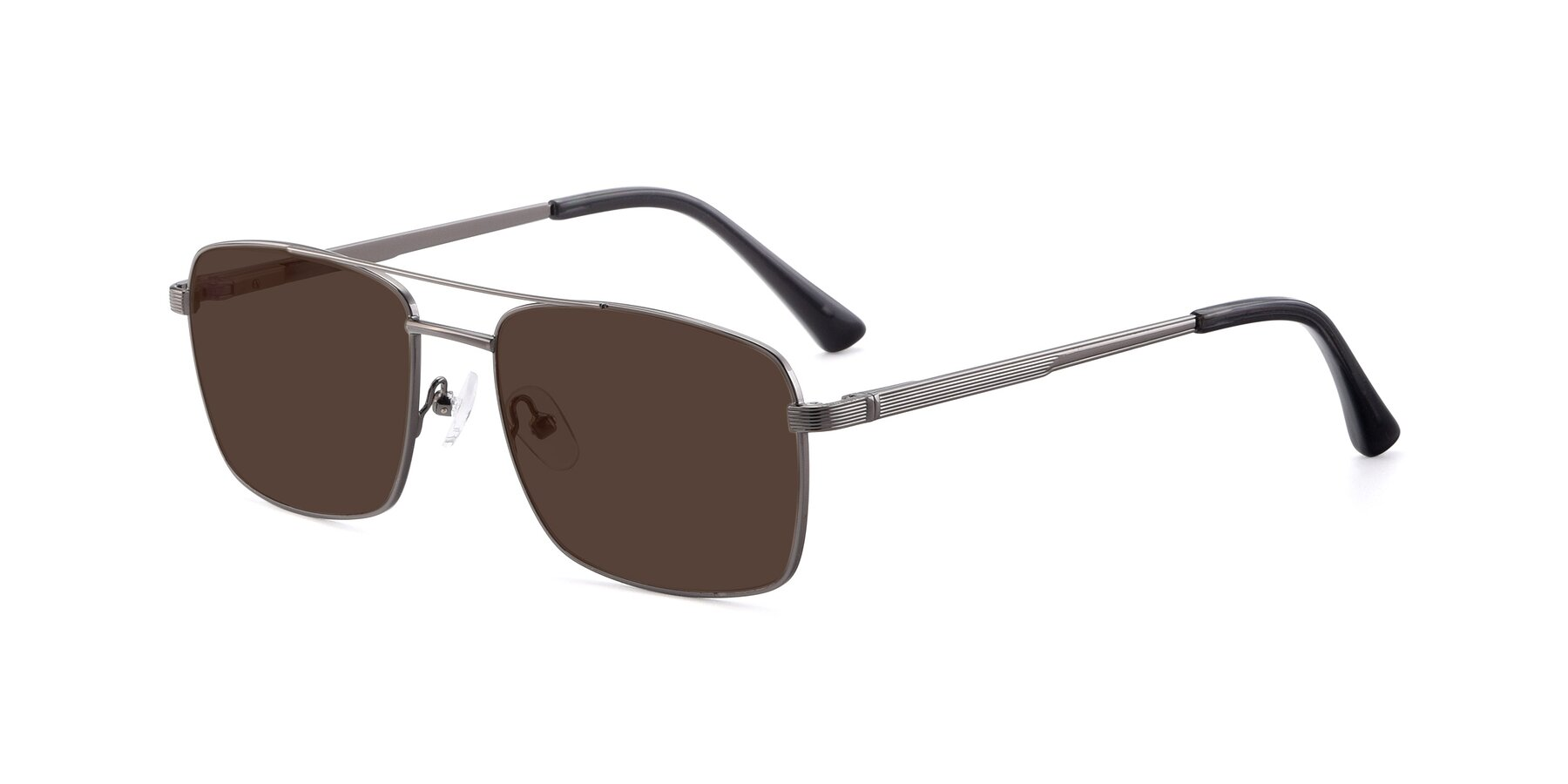 Angle of 9469 in Gun with Brown Tinted Lenses