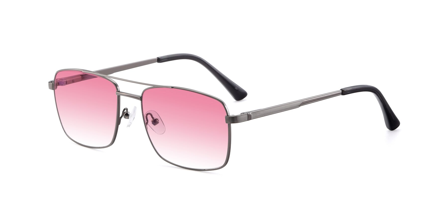 Angle of 9469 in Gun with Pink Gradient Lenses