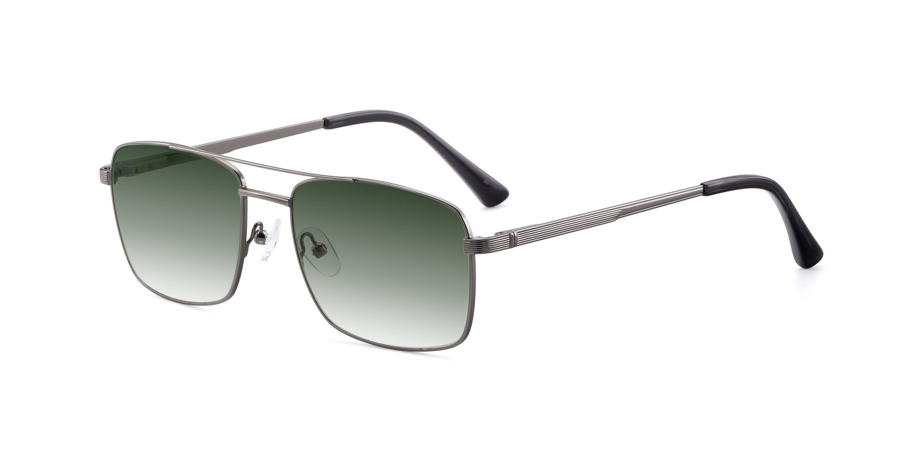 Angle of 9469 in Gun with Green Gradient Lenses