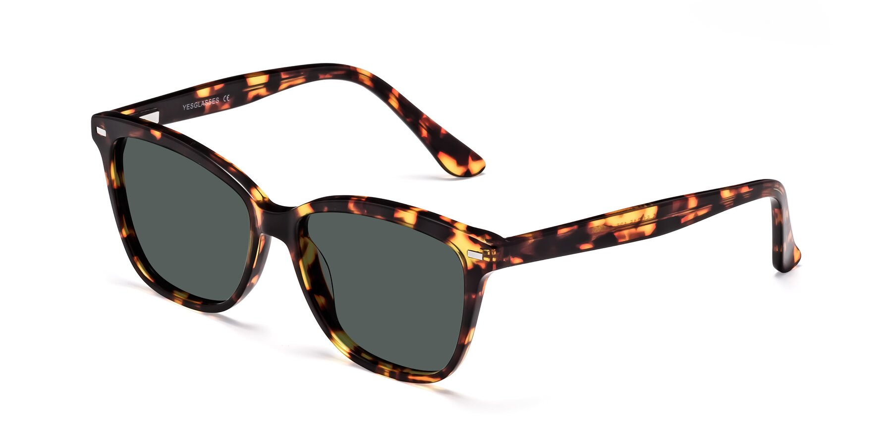 Angle of 17485 in Tortoise with Gray Polarized Lenses