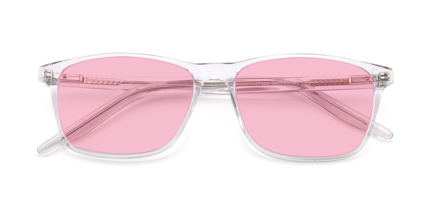 17500 - Clear Tinted Sunglasses