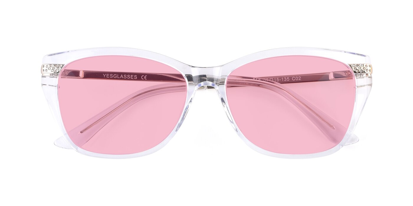 17515 - Clear Tinted Sunglasses
