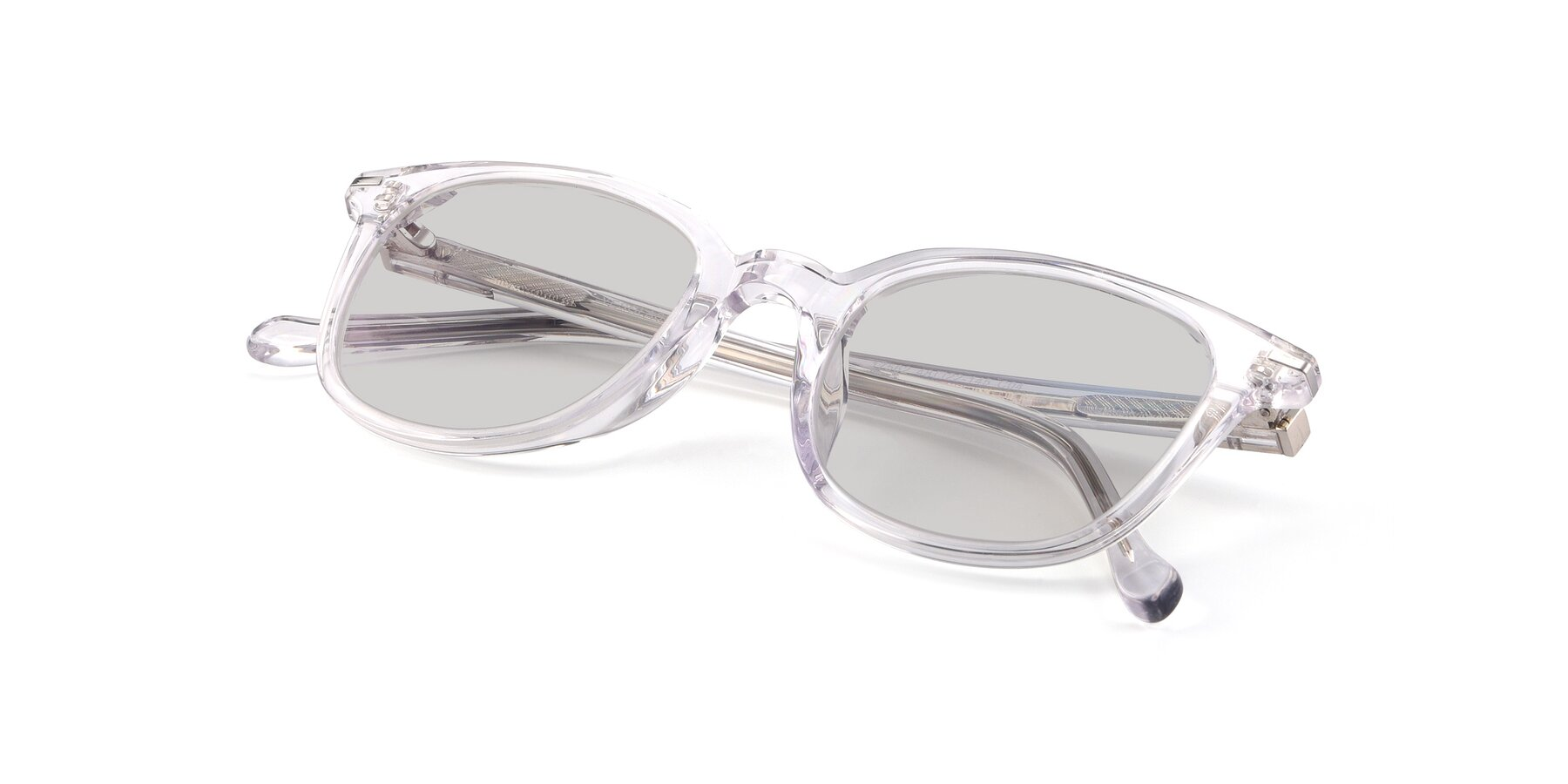 View of 17562 in Clear with Light Gray Tinted Lenses