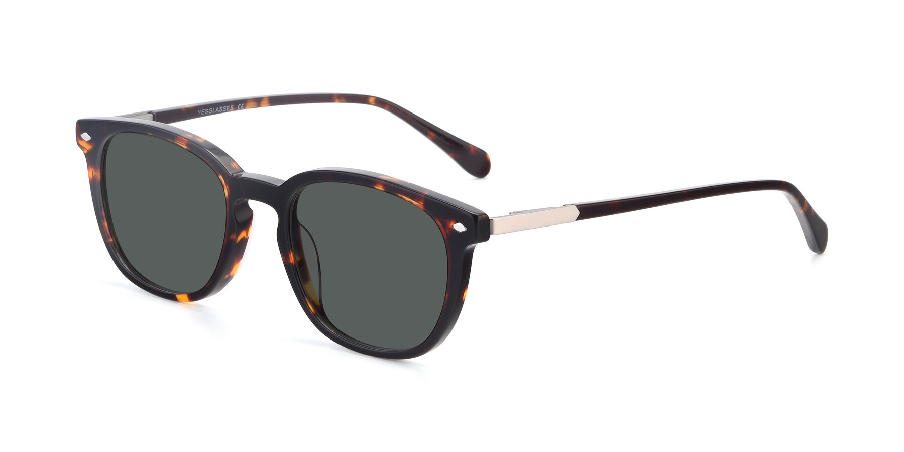 Angle of 17578 in Tortoise with Gray Polarized Lenses