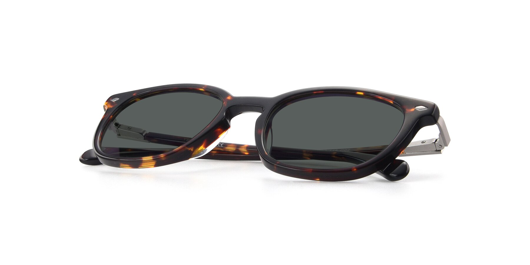 View of 17578 in Tortoise with Gray Polarized Lenses