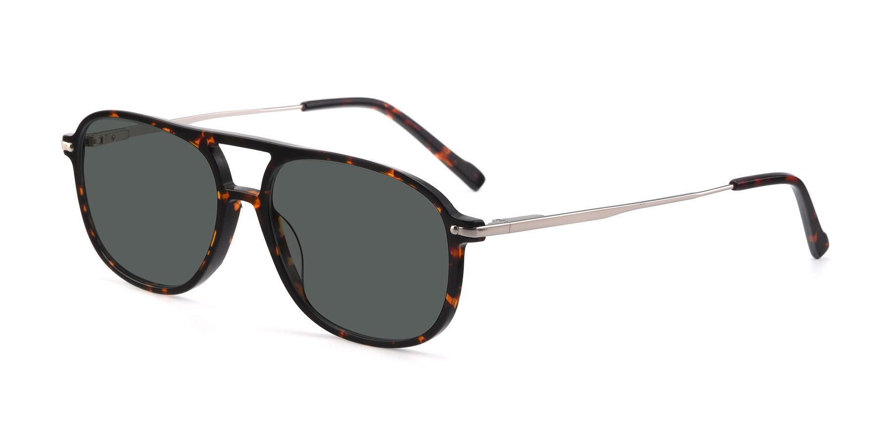 Angle of 17580 in Tortoise with Gray Polarized Lenses