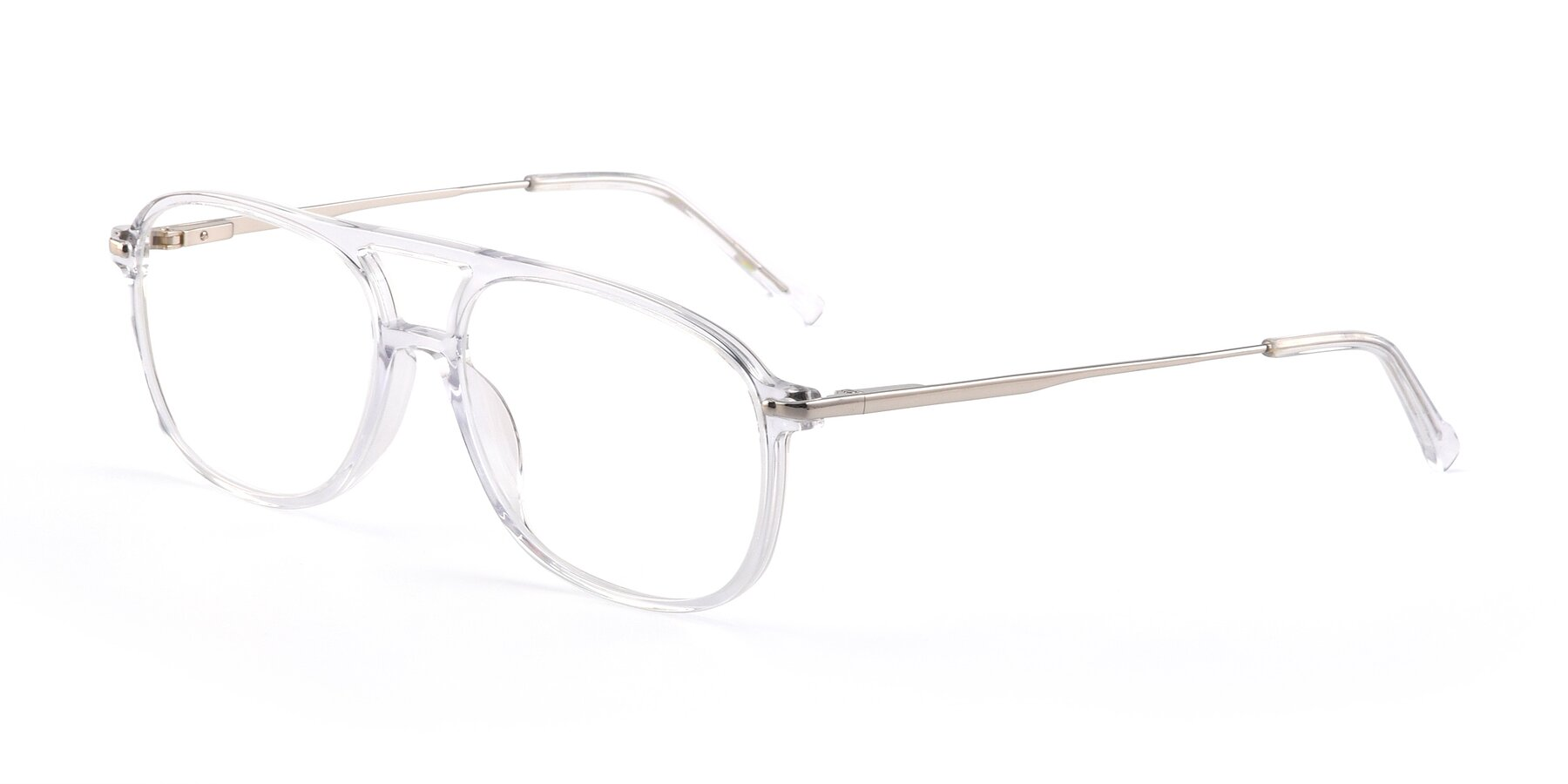 Angle of 17580 in Clear with Clear Eyeglass Lenses