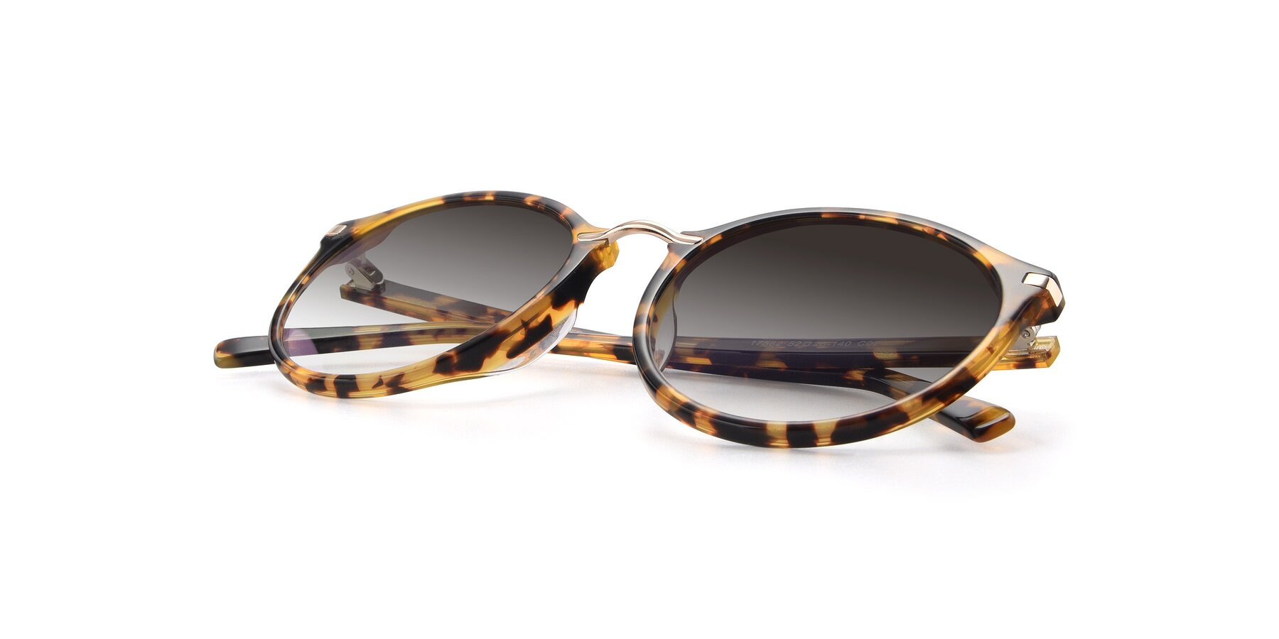 View of 17582 in Tortoise with Gray Gradient Lenses