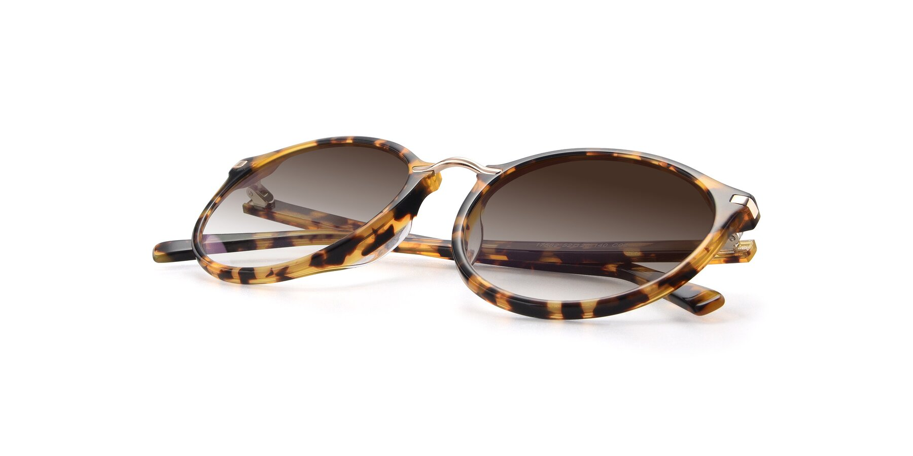 View of 17582 in Tortoise with Brown Gradient Lenses