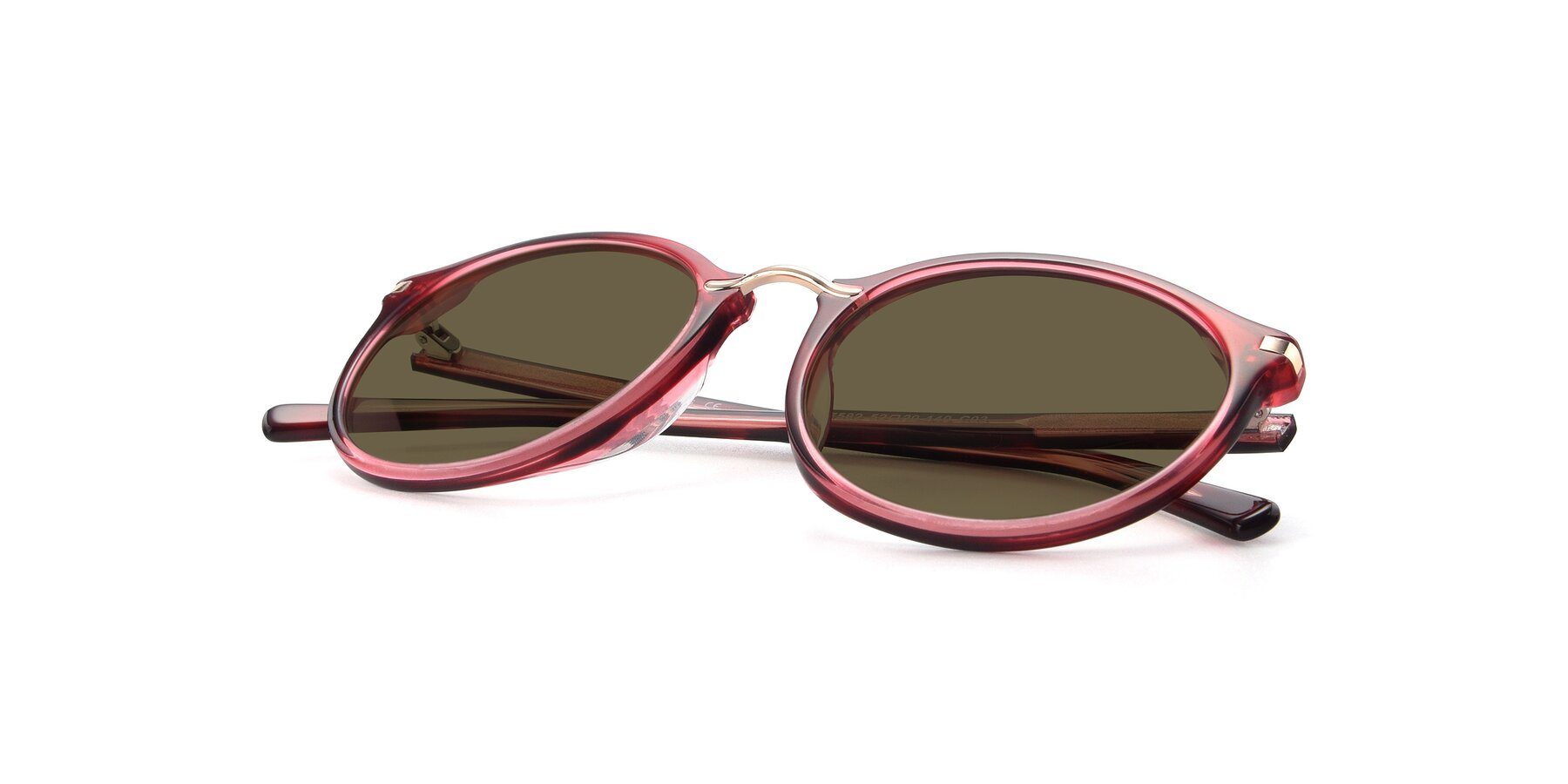 View of 17582 in Wine with Brown Polarized Lenses