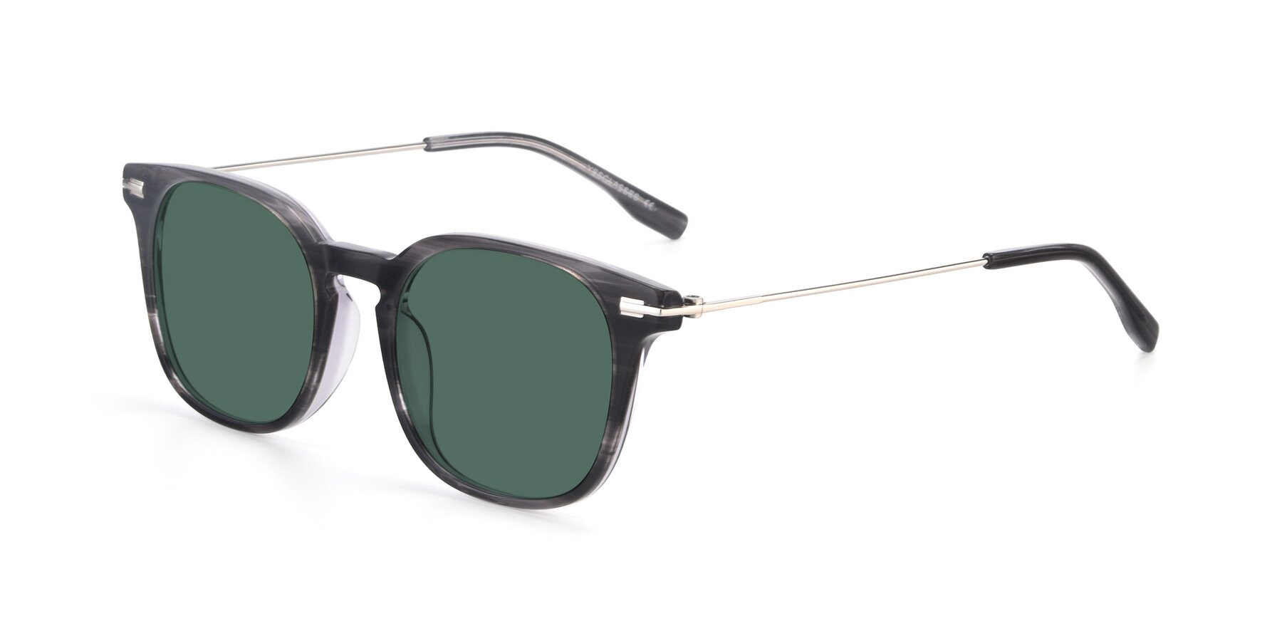 Angle of 17711 in Grey with Green Polarized Lenses
