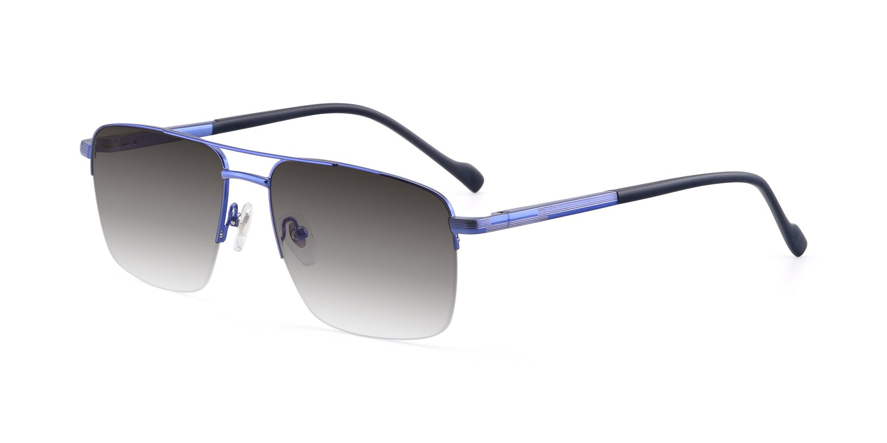 Angle of 19013 in Blue with Gray Gradient Lenses