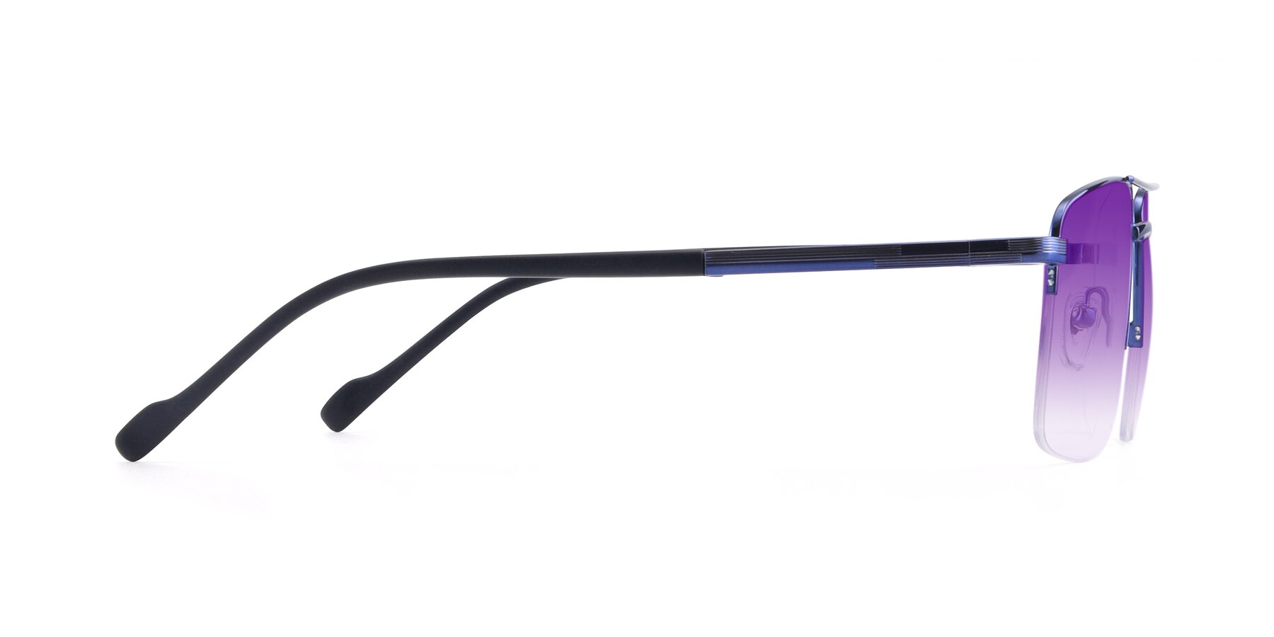 Side of 19013 in Blue with Purple Gradient Lenses