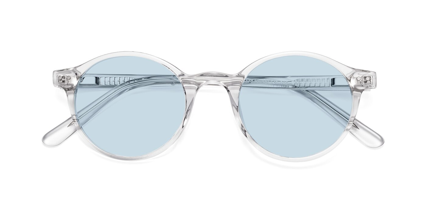 17519 - Clear Tinted Sunglasses