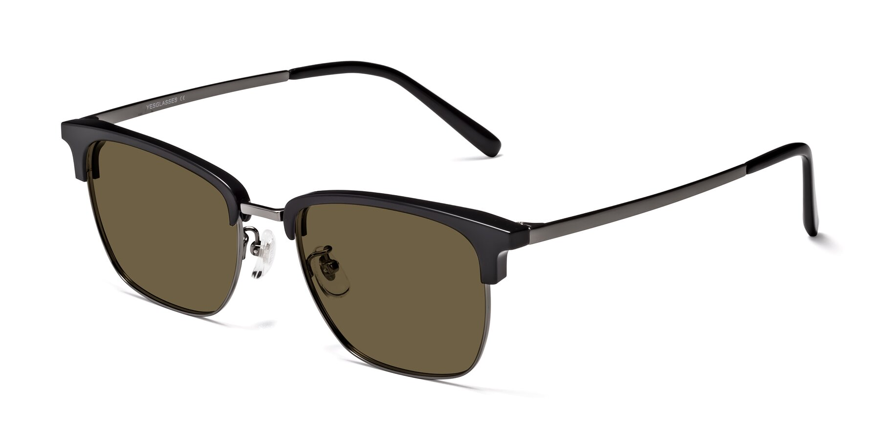 Angle of Milpa in Black-Gun with Brown Polarized Lenses