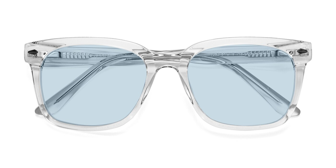 1052 - Clear Tinted Sunglasses