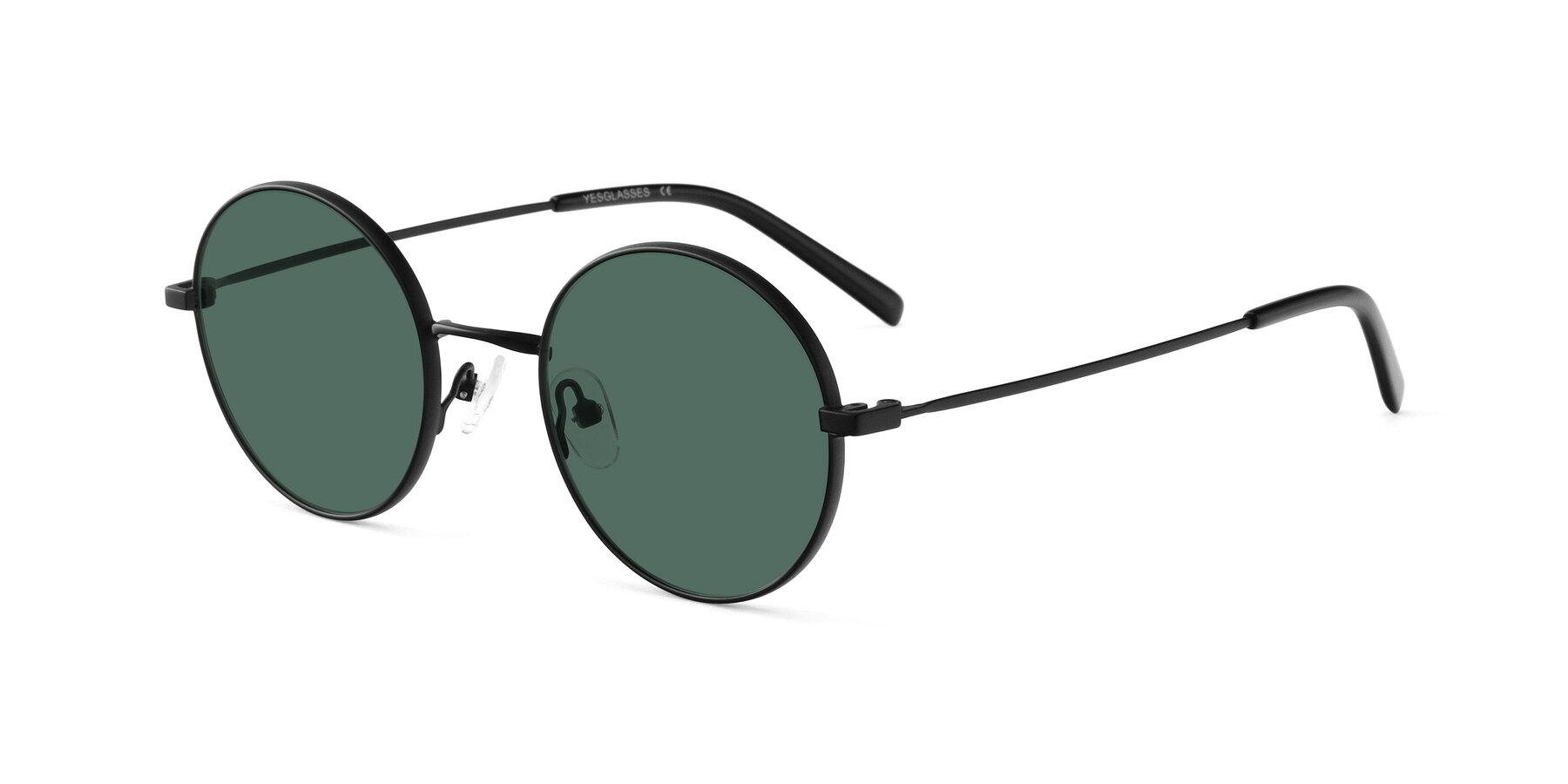 Angle of Moore in Black with Green Polarized Lenses